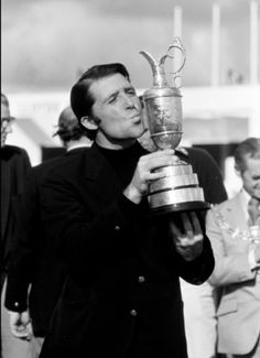 Gary Player British Open 1974