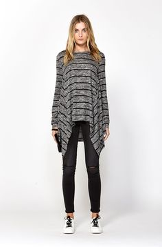 The best of what's new! Shop the Ferguson L/S Top in stores and online now www.decjuba.com.au @Decjuba