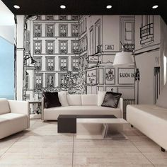 Mediterranean Living Room Town Street Custom What Is It 2 - findmynewhomes Home Interior, Interior Design Living Room, Interior Decorating, Wall Design, House Design, Mediterranean Living Rooms, Metal Wall Decor, White Walls, Cheap Home Decor