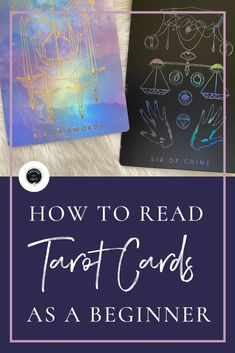 Learning to Read Tarot + Self Study If you are wanting to learn tarot, we have some tips on how to make it fun and exploratory and not like a boring math class. Of course, you know how you learn… Tarrot Cards, Tarot Cards For Beginners, Tarot Card Spreads, Tarot Astrology, Tarot Card Meanings, Tarot Card Decks, Tarot Readers, Oracle Cards, Card Reading
