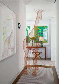Love the fun of this artwork in this Shelton Mindel design.