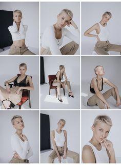 Studio Photography Poses, Studio Poses, Fashion Photography Poses, Creative Photography, Foto Portrait, Portrait Poses, Photographie Portrait Inspiration, Best Photo Poses, Poses References
