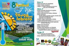 Festival del Frío 2016 #sondeaquipr #festivaldelfrio #villasdesotomayor #adjuntas #turismointerno #festivalespr