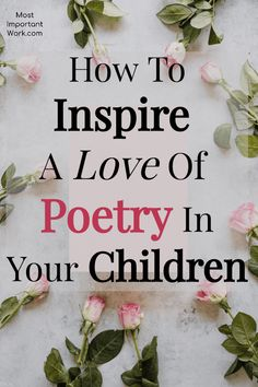 How To Inspire A Love Of Poetry In Your Children- Have you ever felt intimidated at the thought of teaching poetry to your children? Here are four-time tested ways to help inspire a love of children's poetry in your homeschool. Teaching Poetry, Teaching Kids, Paragraph Writing, Writing Rubrics, Opinion Writing, Persuasive Writing, Poetry Books For Kids, Homeschool Curriculum Reviews, Poetry Lessons