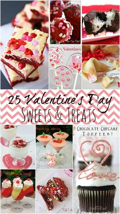 25 Delicious and Decadent Valentine's Day Sweets | It All Started With Paint