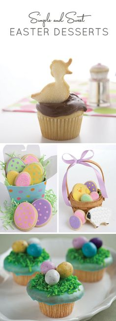 Easter Dessert Recipes | What to make for Easter Dessert