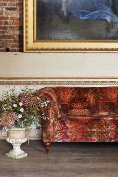 Bohemian Romance Collection by Mulberry Home #lomond #velvet