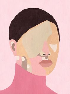 Inès Longevial is a French artist based in Paris.