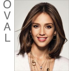 Hairstyles For Oval Face Shape Satisfying