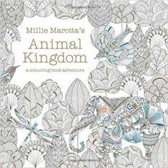 Coloring Books For Adults Johanna Basford 9 880 See More Animal Kingdom Colouring