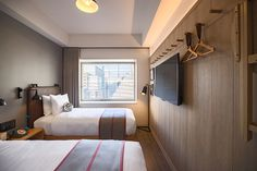 Japan's Two New Moxy Hotels Aim for Laid-Back Hospitality