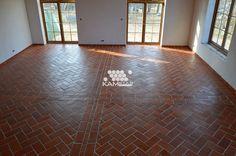podłoga rustykalna