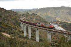Comboio n.º 50432 - Sobral da Serra