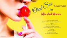 This is a new article revealing some of the best oral sex advantages for men and women that you should know. How To Give Oral, Teasing Quotes, Cancer Prevention Diet, Seductive Quotes, Kinky Quotes, Best Oral, Prostate Cancer, Marriage Advice, Men And Women