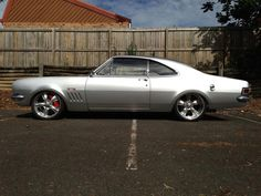 HG HOLDEN COUPE