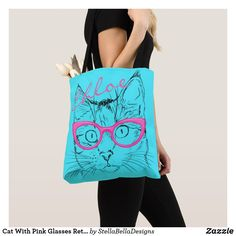 Alina Ladies Personalised Shopping Bag Tote can amend to ANY NAME required