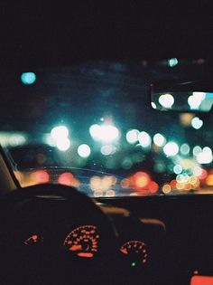 night drives are the best drives