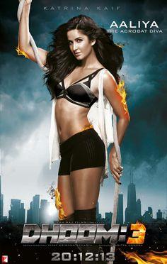 Dhoom 3 HD Wallpapers of Katrina Kaif