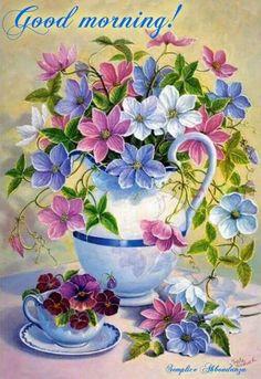 Buongiorno a tutti...e buon martedì ❤ - Paola Legni - Google+