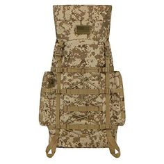 fccf664e941 East West U.S.A RTC532 Tactical Military Weather Resistant Mountain (Tan  Camo)  fashion