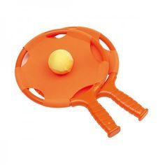"Beachball set  ""have fun"" orange"