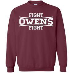 Kevin Owens KO Fight-01 Printed Crewneck Pullover Sweatshirt 8 oz