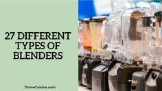 All Blender Guides New Kitchen Gadgets, Kitchen Tools, Kitchen Appliances, Cooking Gadgets, Cooking Tools, Best Blenders, Nutribullet, Plant Based Recipes, Cool Kitchens