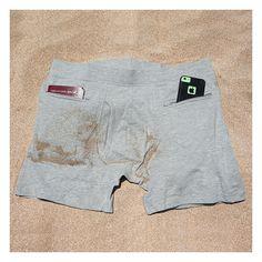 9c4c1966b1 Men's pickpocket proof boxers. 100% cotton, 2 secret pockets to fit cash,