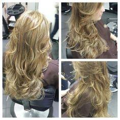 #hair #cabello #highlights #lowlights #blond #estilista #peluquero #hairdresser #hairstylist #panama #pty