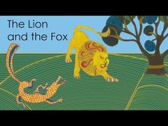 "The Lion and the Fox: Learn Kannada with subtitles - Story for Children ""BookBox.com"" - YouTube"