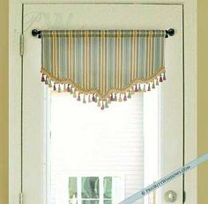 Tangerine Tango Interior Design | Custom Window Treatments, Tango And  Valance