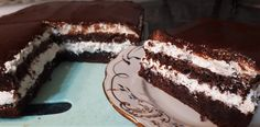 Diy Food, Tiramisu, Cookie Recipes, Ricotta, Tasty, Cookies, Cake, Ethnic Recipes, Youtube