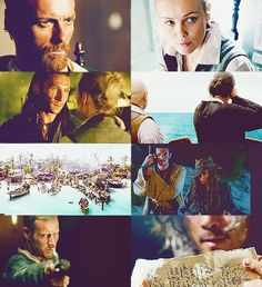 Black Sails. Just finished Season 1, can it be time for Season 2 now please?