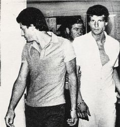 Joey Testa and Anthony Senter   Two mob killers Once part of the Roy Demeo  Crew