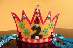 Foto: zelf een kroon maken. Geplaatst door eva1982 op Welke.nl