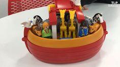 Playmobil 1.2.3 L'arche de Noé transportable (6765) Fiche produit http://www.touslesprix.com/comparer/fiche249352.html