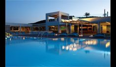 Thalatta Seaside Hotel in Agia Anna by K-DIVISION ARCHITECTURE