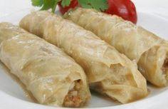 Relleno para hojas de parra (Warak Inab o Warak Dawali ) con carne – Recetas Arabes   Recetas de Cocina Arabe