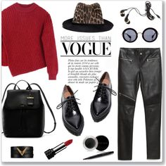 A fashion look from September 2015 featuring Sportmax sweaters, Zara pants and Jeffrey Campbell oxfords. Browse and shop related looks.