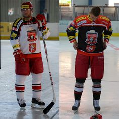 Mountfield HK 2015/16 jersey Sports Uniforms, Ice Hockey, Tops, Fashion, Netball Uniforms, Moda, Fashion Styles, Fashion Illustrations, Hockey Puck