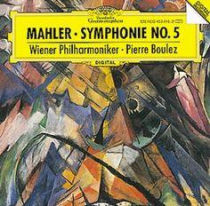 MAHLER Symphonie No. 5 - Boulez - Deutsche Grammophon