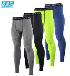 9d9ac1ba3c0c5 Cheap cycling trousers, Buy Quality pants ciclismo directly from China mens  cycling tights Suppliers  Skinny Men s Sport Pants Athletic Slim Fitted  Running ...