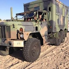 AM General - item condition used hard to find m109a4 2 12 ton truck pull anything haul anything make a camper out of the back everything works ctis etc