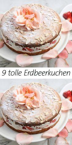 9 tolle #Erdbeerkuchen-#Rezepte zum Nachbacken: http://x.swr.de/s/erdbeerkuchen