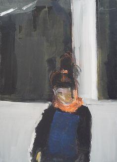 Olivier Rouault portrait au col orange | Flickr - Photo Sharing!
