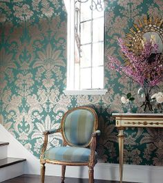 Different types of Patterns | Type No.2: Damask Patterns | Egypt's biggest furniture website | The Home Page