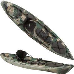 Ocean Kayak Trident 11 Angler Fishing Kayak-Camo ,$799.00