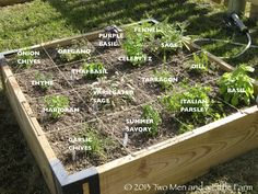 Raised Bed Gardening | Two Men and a Little Farm: RAISED BEDS LET THE GARDENING BEGIN