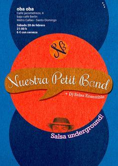 Petit Band en ObaOba. Pixtorm.com