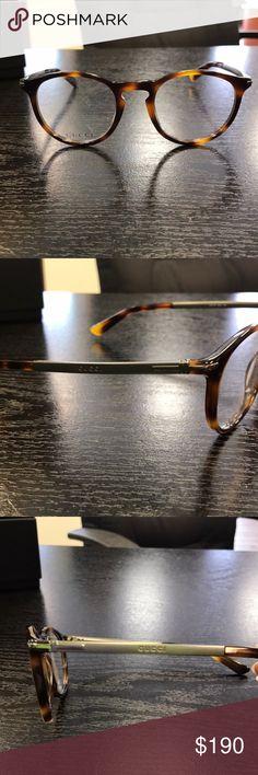 Gucci Eyeglasses New Condition   GG1111 8E2 Size 49  Comes with case Gucci Accessories Glasses